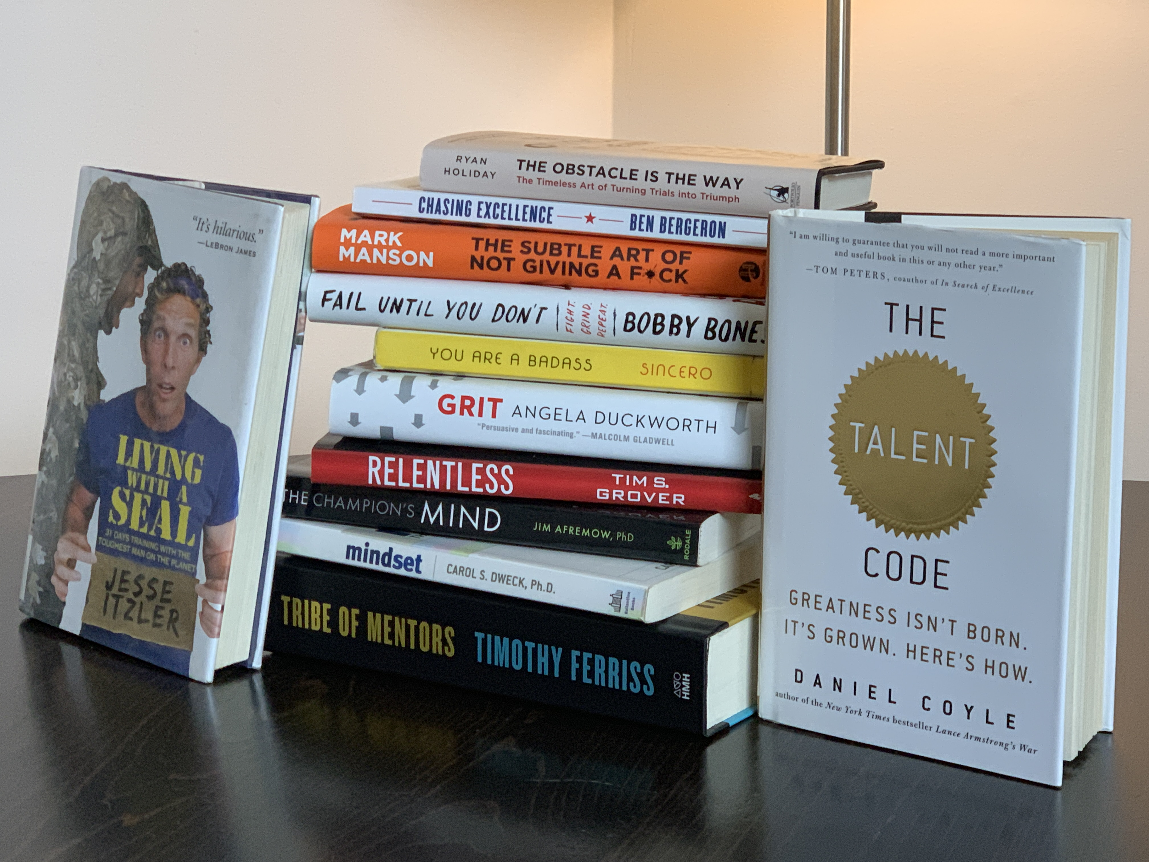 Book Recommendations: Get Your Mind In Shape Too!