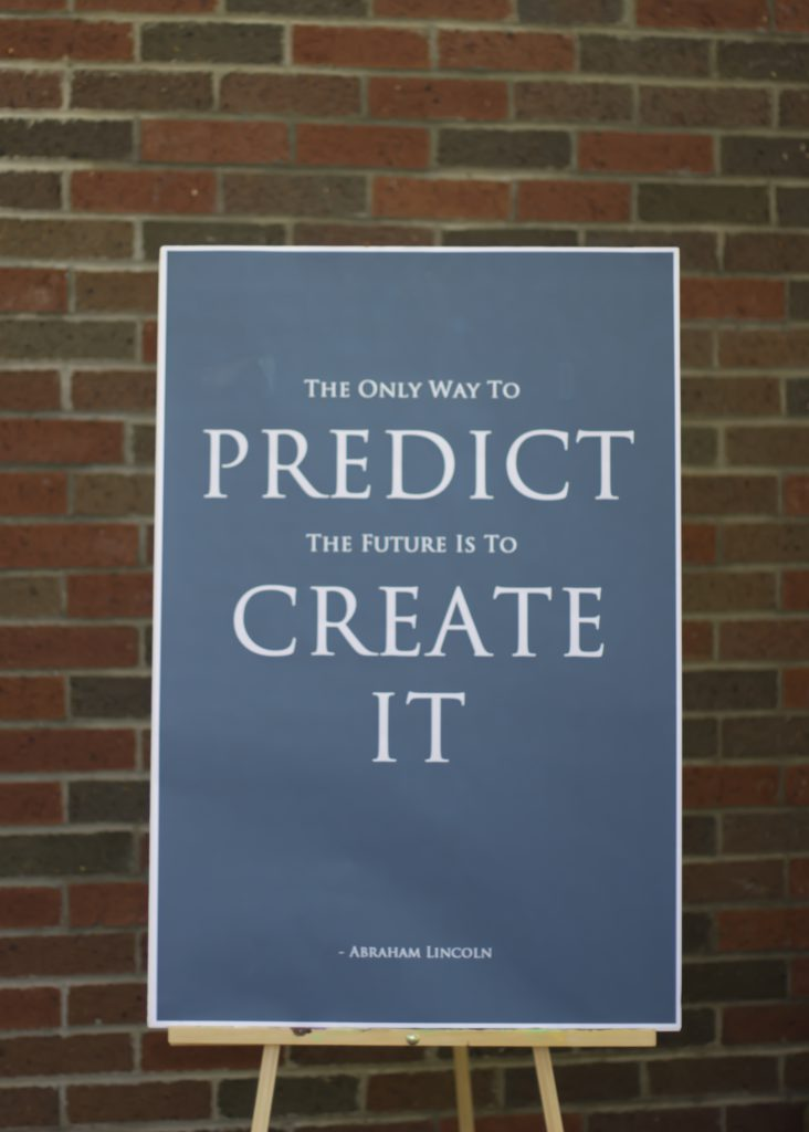 Create Your Future Poster