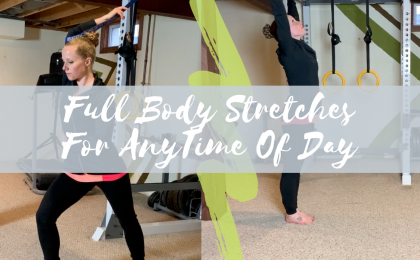 Full Body Stretches