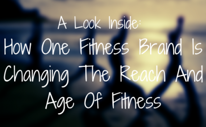 How One Fitness Brand Is Changing the Reach and Age of Fitness